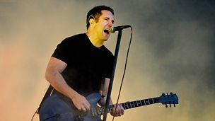 Image for Nine Inch Nails - audio highlights from Reading 2013