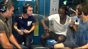 Image for Chris' Celeb Mates in an Innuendo Bingo Special