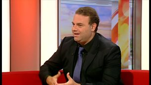 Image for Prom date with the Maltese tenor: Joseph Calleja