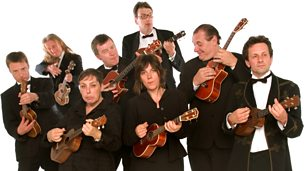 Image for Ukulele Orchestra of Great Britain
