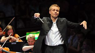 Image for Tchaikovsky: Symphony No. 1 in G minor - BBC Proms 2013
