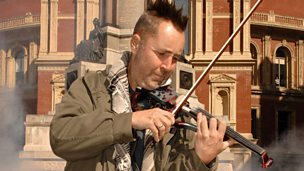 Image for Prom 3: Nigel Kennedy Quintet