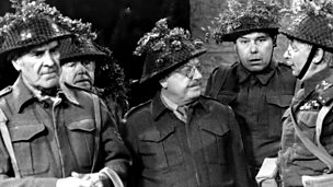 Image for Permission to Speak, Sir! - Dad's Army on Radio