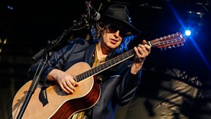 Image for Mike Scott from The Waterboys chats to Radcliffe and Maconie