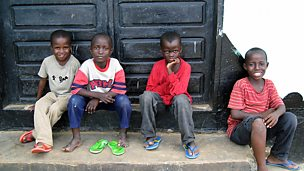 Image for Liberia: Children for Sale