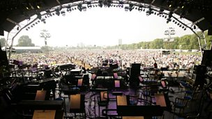 Image for Special Report: Live from Proms in the Park, Caerphilly