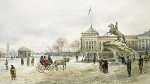 Image for The Building of St Petersburg
