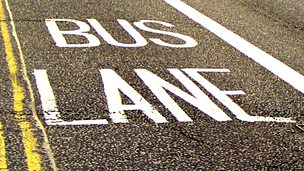 Image for Love in the Bus Lane