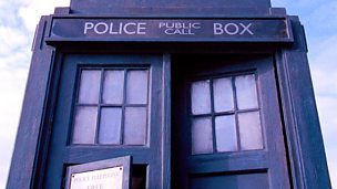 Image for On the Outside it Looked Like an Old Fashioned Police Box
