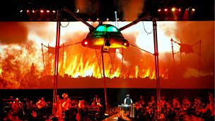 Image for Jeff Wayne's The War of the Worlds