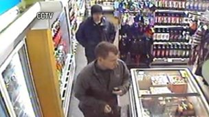 Image for Plymouth shop burglaries