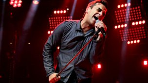 Image for Robbie Williams on Radio 1