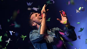 Image for Coldplay - Archive Concert (2011)