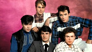 Image for Journeys to Glory: The Spandau Ballet Story