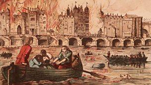 Image for The Fire of London