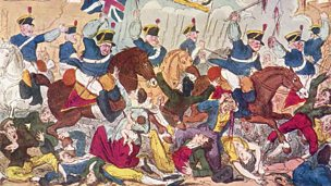Image for The Peterloo Massacre