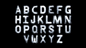 Image for The Alphabet