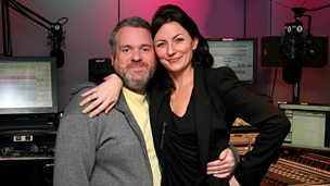 Image for Friday - with Davina McCall