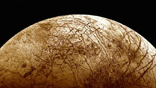 Image for 2010: Space Odyssey to Europa