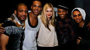 Image for Wednesday - JLS Are On The Show