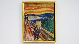 Image for Munch and The Scream