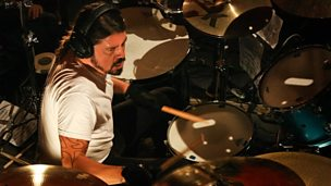 Image for Them Crooked Vultures in Session