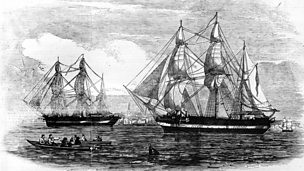 Image for Concerning Franklin and His Gallant Crew