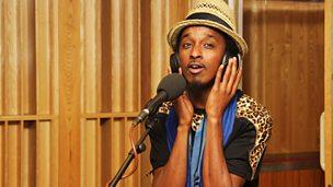 Image for K'naan in the Live Lounge
