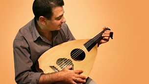 Image for Nazareth, the oud, and Dalal Abu Amana