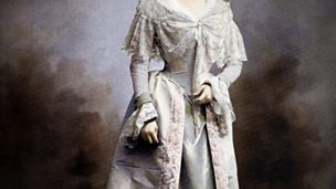 Image for She Wore a White Dress