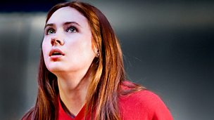Image for Dr Who star Karen Gillan