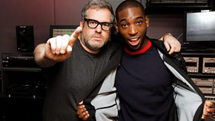 Image for Tuesday - with Tinie Tempah