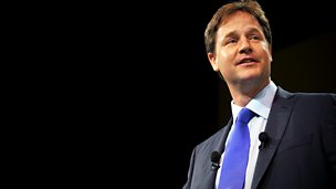 Image for Nick Clegg