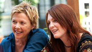 Image for Julianne Moore and Annette Benning in latest film