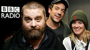 Image for Zach Galifianakis and Todd Phillips interview!