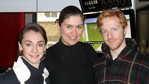 by Amanda Lamb, with special guests Steven McRae and Elizabeth Harrod