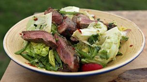 Image for Highland beef salad