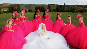 Image for Big Fat Gypsy Weddings and news of the Fourth Plinth