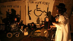 Image for The Way Out: The Disabled Avant-Garde