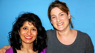 Image for Talked to comedian Shappi Khorsandi