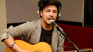 Image for Jamie Woon in the Live Lounge, Real Talk on Summer and Busta Rhymes is our Ledge