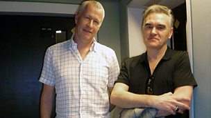 Image for Morrissey talks to John Wilson