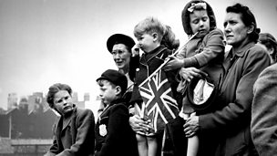 Image for A Tonic for the Nation - the 60th Anniversary of the Festival of Britain
