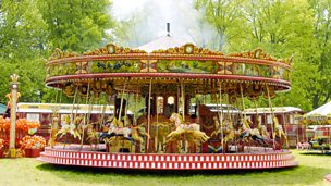 Image for Going on the Gallopers