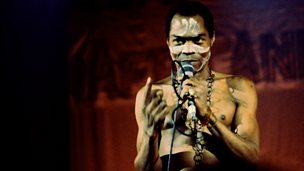 Image for Fela Kuti Comes Home