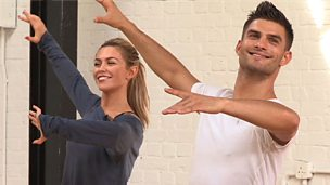 Image for First Steps: Abbey and Aljaz
