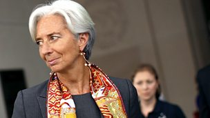 Image for Christine Lagarde