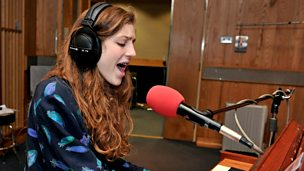 Image for Tuesday: Birdy In The Live Lounge