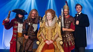 Image for Horrible Histories - Part 1