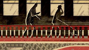 Image for Anthony Horowitz - Blackfriars Bridge